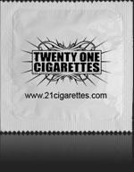 Twenty One Cigarettes